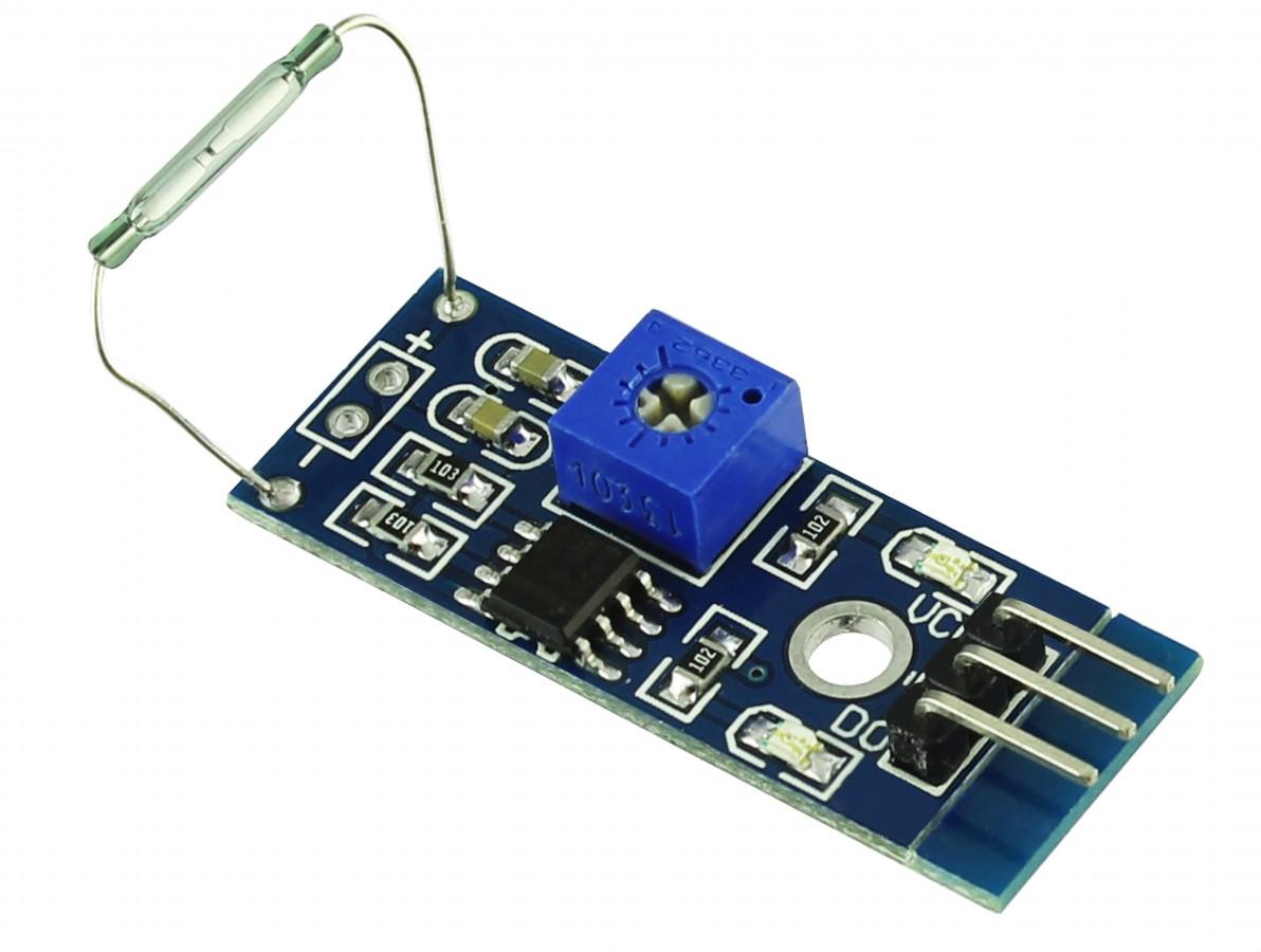 Módulo Sensor Magnético para Arduino