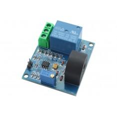 Transformador de Corrente TC 5A 5V / Sensor de Corrente AC com Relé