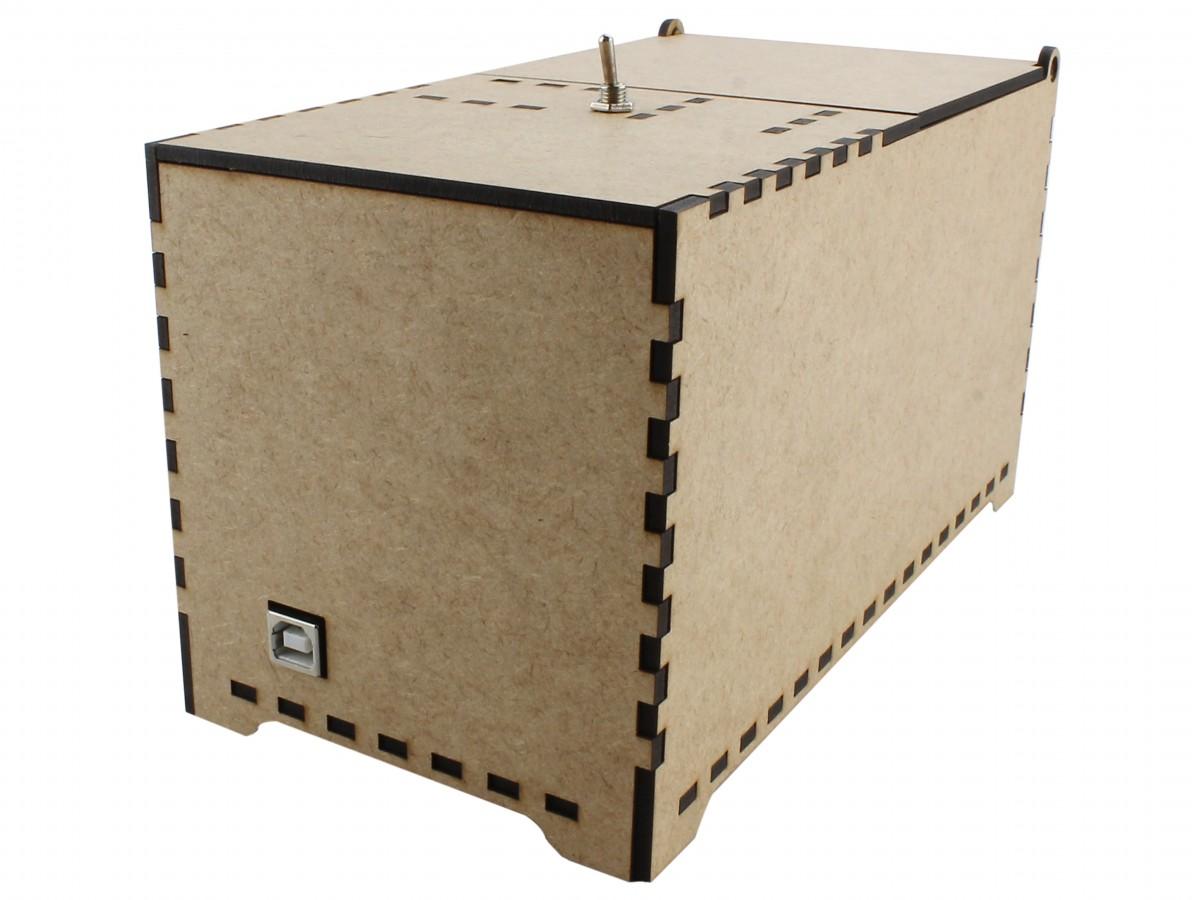 Useless Box Arduino / Caixa Inútil Completa - BS100