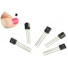 Transistor S9015 PNP - Kit com 5 Unidades