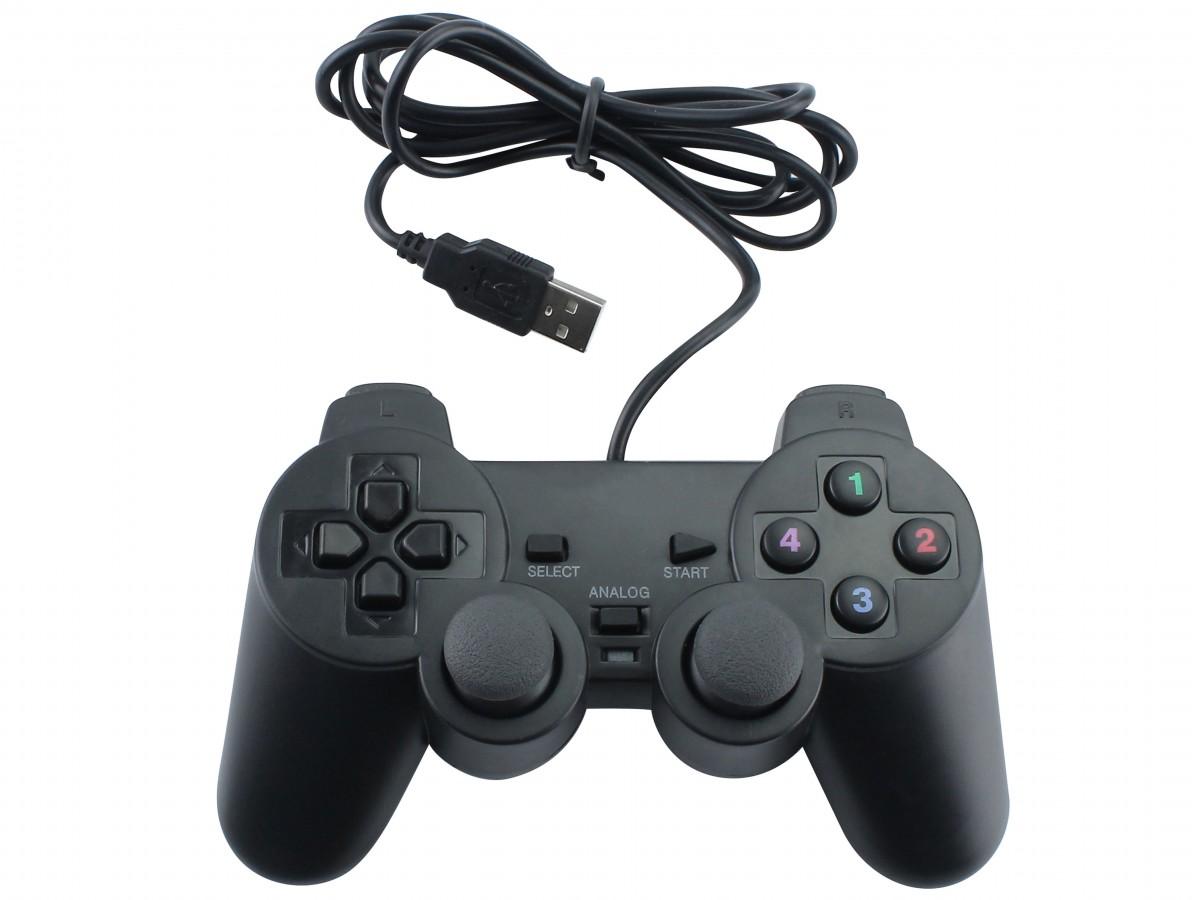 Controle USB para PC Dualshock Compatível com Raspberry Pi - JoyUSB