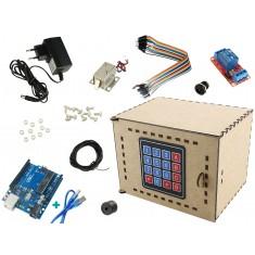 Cofre Arduino Digital Valorem Completo + Manual de Montagem