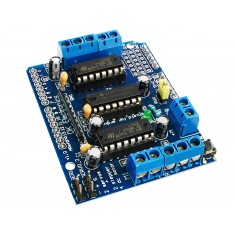 Motor Shield Arduino L293D Driver Ponte H