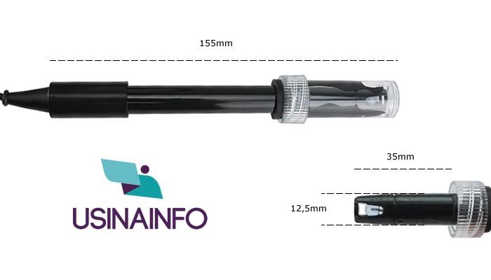 Sensor de pH Arduino + Módulo com Conexão BNC