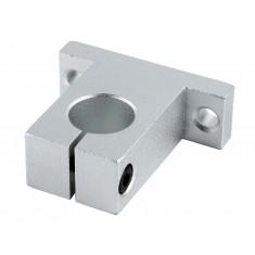 Suporte Eixo Linear Sk16 para Eixo 16mm