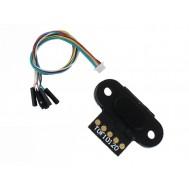 Sensor de Distância a Laser TOF10120 de Alta Precisão + Cabo - 10 a 180cm