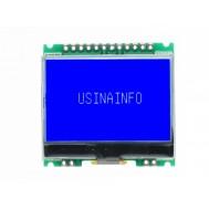 Display LCD 128x64 JLX12864G-086 SPI para Projetos