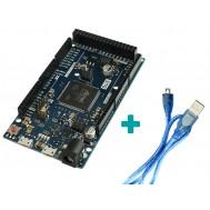 Placa Due + Cabo USB para Arduino