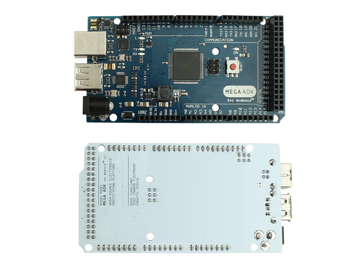Arduino MEGA ADK 2560 para Android + Cabo USB