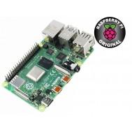 Raspberry Pi 4 Modelo B 1GB RAM Original com Wifi, Bluetooth 5.0, USB 3.0 e HDMI 4K