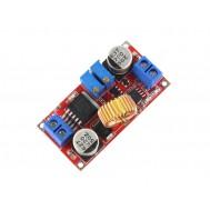Regulador de Tensão Ajustável XL4015 DC Conversor Step Down (Para Menos) - 1.25 a 32V 5A
