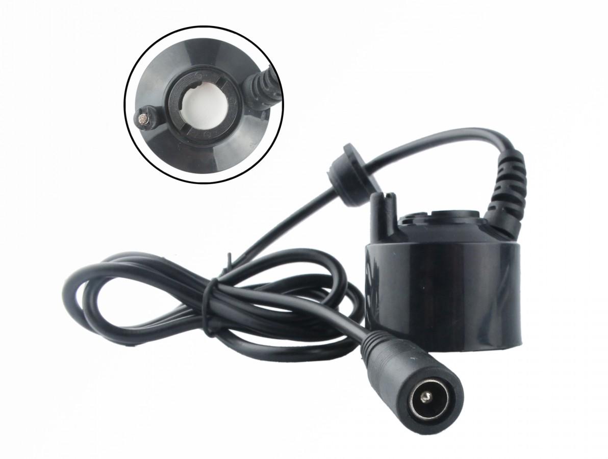 Umidificador de Ar Ultrassônico 24V Névoa 400 ml/h
