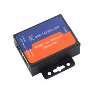 Conversor RS232 para Ethernet TCP/IP USR-TCP232-302
