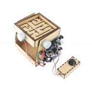 Jogo do Labirinto com Arduino DIY JLA100 Completo