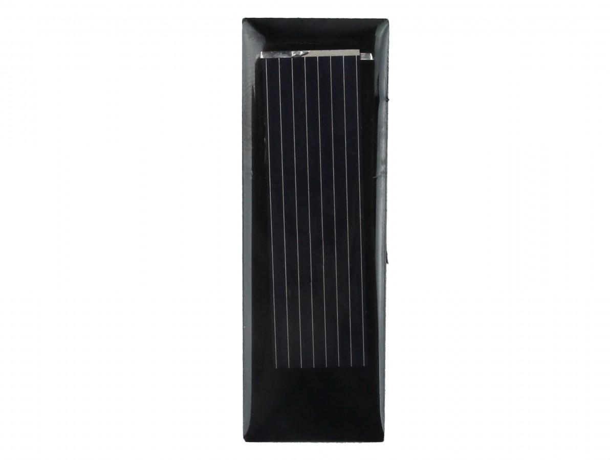 Mini Painel Solar 0.5V 130mA - 18x53mm
