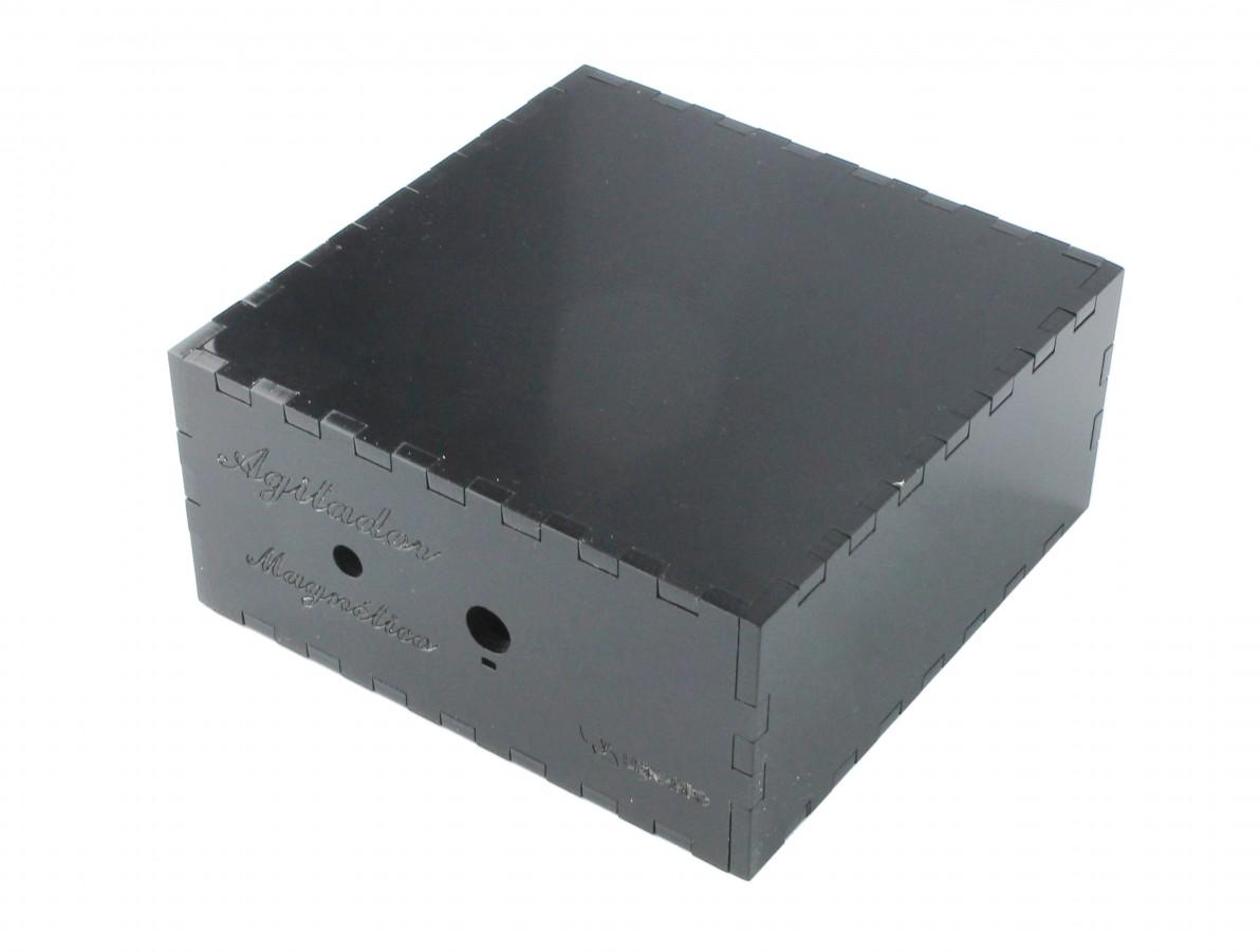 Case Acrílica para Agitador Magnético AMC100