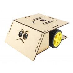 Robô Sumo Zumo Robot Arduino Completo RS100 V2