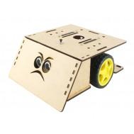 Robô Sumo Zumo Robot Arduino Completo RS100 V2 + Manual de Montagem