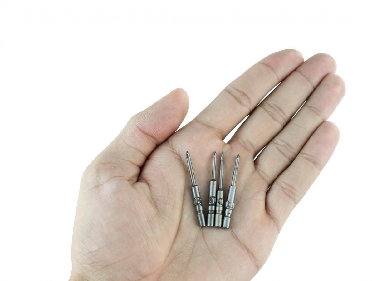 Jogo de Pontas para Parafusadeiras XB800A / XB800B - BT804