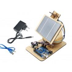 Rastreador Solar Arduino Solis Completo + Manual de Montagem
