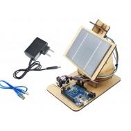 Rastreador Solar Arduino Solis Completo