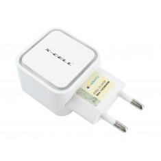 Fonte Chaveada 5V 3.4A USB Dupla para Arduino, ESP32 e Celular - Branca