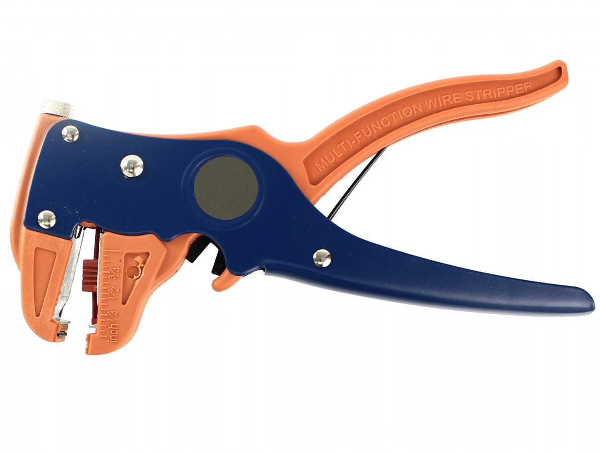 Alicate decapador de fios multicalibre com lâminas de corte Best YS-1