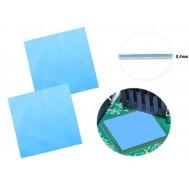 Fita Térmica Adesiva Dupla Face 20x20mm para Dissipadores de Calor - Kit com 2 Unidades