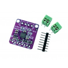 Amplificador Max31865 RTD para Pt1000