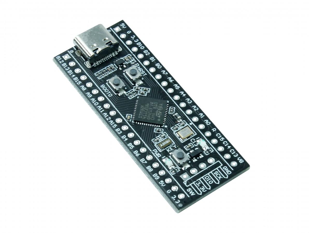 Placa de Desenvolvimento STM32F411 com USB tipo C