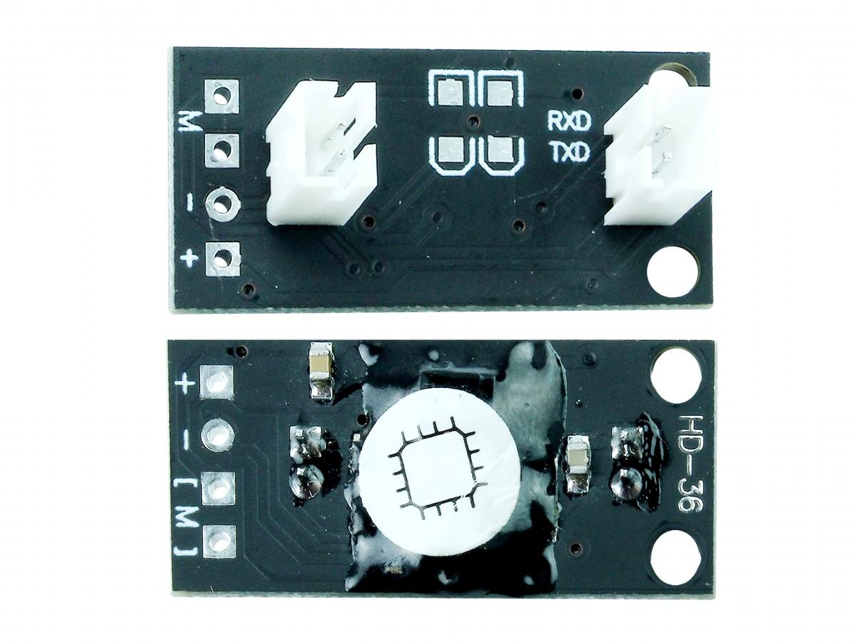 Rastreador Solar 5V Automático com Sonda Dupla para Projetos