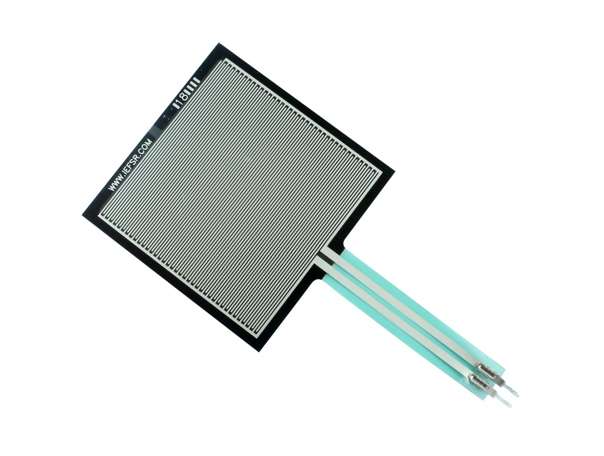 Sensor de Força Resistivo FSR406 43x43mm