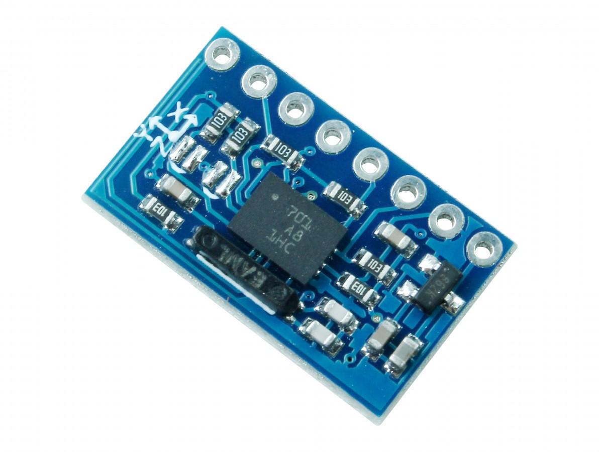 BNO055 9-DOF Sensor de Orientação Absoluta