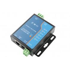 Conversor RS232 / RS485para Ethernet TCP/IP Modbus USR-TCP232-410s