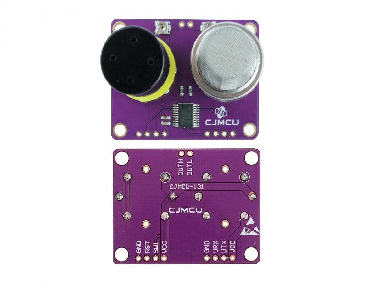 Sensor de Gás Ozônio MQ-131 Duplo para Baixa e Alta Concentração