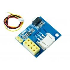 Adaptador ESP8266 ESP-01S RGB LED V1.0 + Conector JST