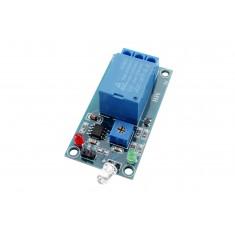Sensor de Luz com Relé 5V 10A