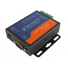 Conversor RS485 / RS232 / RS422 para Ethernet TCP/IP USR-TCP232-306 + Fonte de Alimentação