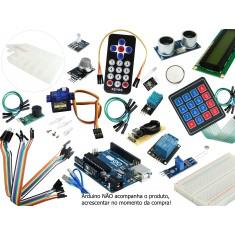 Kit Arduino Avançado Parland KS10 + Guia de Projetos
