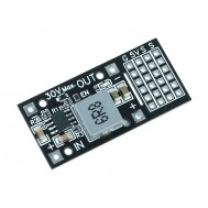 Regulador de Tensão 5V Step Down 7 a 30V SY8205 para Alimentação de Servo Motor