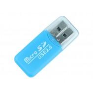 Leitor de Cartão de Memória Micro SD com USB 2.0