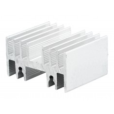 Dissipador de Calor em Alumínio 35x30x20mm