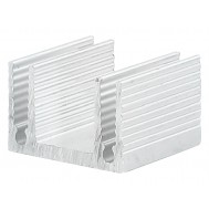Dissipador de Calor em Alumínio 23x20x15mm