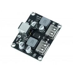 Módulo Carregador QC3.0 QC2.0 2 Canais USB