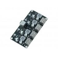 Módulo Carregador QC3.0 QC2.0 4 Canais USB