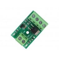 Módulo Driver PWM YYNMOS-1 com Isolador Óptico 1 Canal