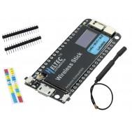 ESP32 Heltec Wireless Stick LoRa WiFi SX1276 868MHZ Display OLED e Bluetooth