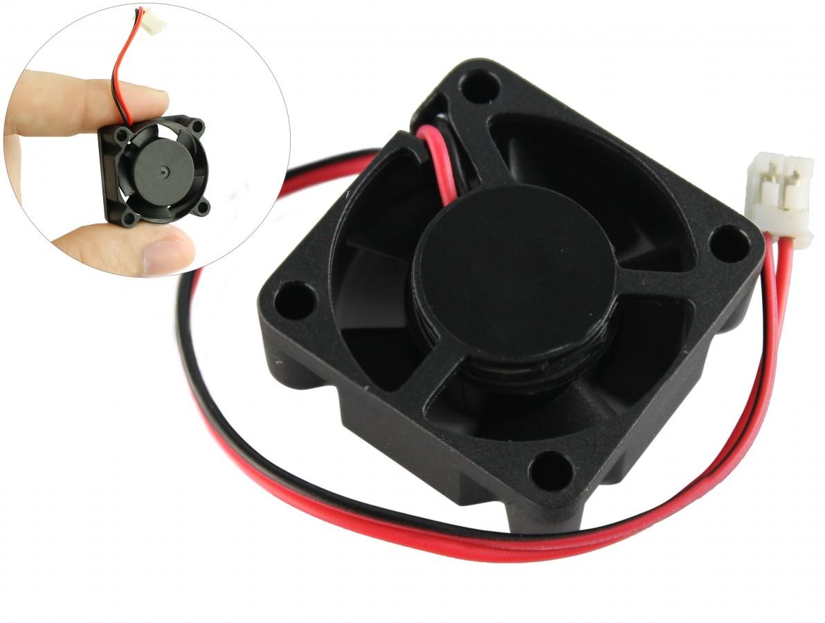 Cooler 5V 30x30mm para Raspberry Pi e Projetos