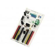 Waldunano V2 Shield para Arduino Nano com Conexão para ESP8266, Bluetooth, Display e Xbee