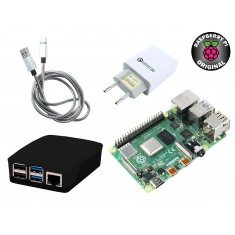 Kit Raspberry Pi 4 Iniciante - USR10